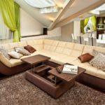 Диван-кровать «Взлетная полоса»